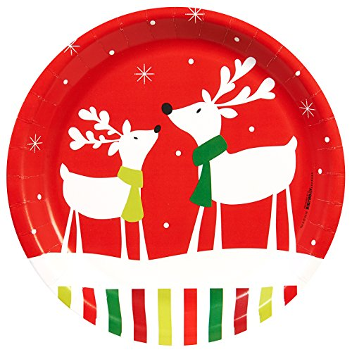 Merry Christmas Reindeer Party Supplies - Party 9