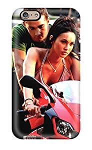 Cute Tpu CaseyKBrown Megan Fox In Transformers Case Cover For Iphone 6