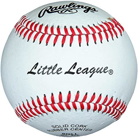 Baseball & Softball Balls Little League Baseballs Dozen Recreational Use Batting Practice Game Rawlings
