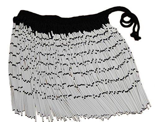 Heavy Deluxe Maori Piupiu Skirt by Kiwi