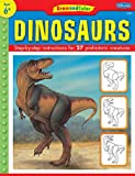 * DRAW AND COLOR DINOSAURS