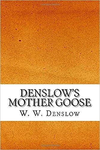 Book Denslow's Mother Goose
