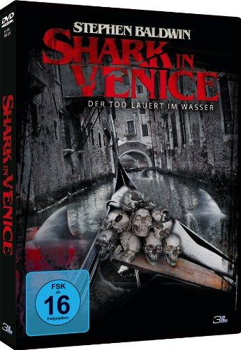 Shark in Venice - Der Tod lauert im Wasser [Import allemand]