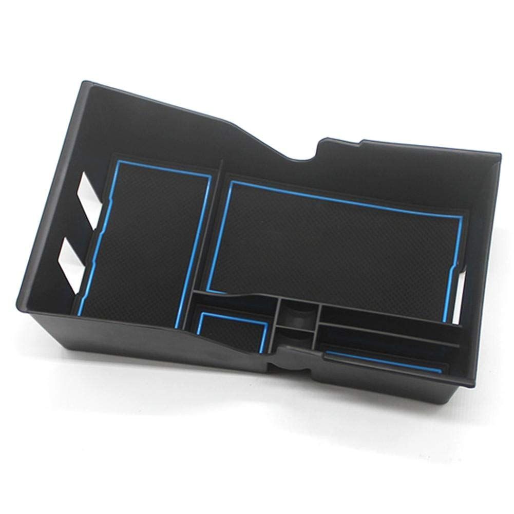 For Tesla Model 3 2017-2019 Models Accessories Center Console Organizer Box Tray For Reasonable Storage Wallets Coins And Mobile Phones