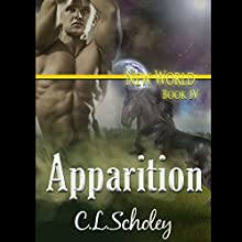 Apparition Audiobook by C. L. Scholey Narrated by Matthew Lloyd Davies
