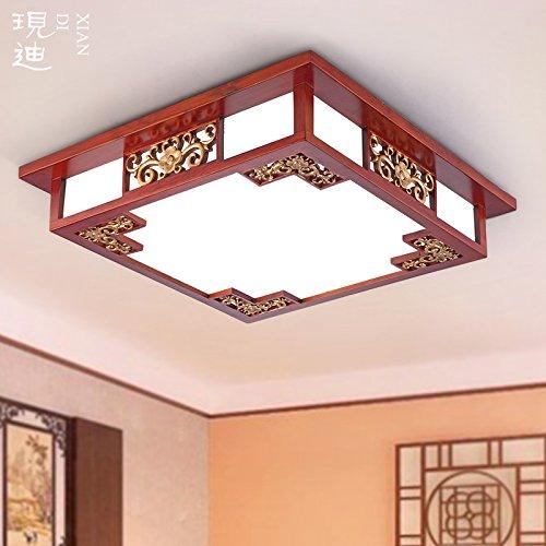 Entzuckend BLYC  Neue Chinesische Holz Lampe Chinesischen Stil Wohnzimmer Lampe  Schlafzimmer Lampe Deckenleuchten Führte Eine Studie Lampe Restaurant 570 *  570mm ...