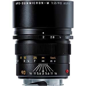 Leica 90mm f/2.0 Apo Summicron M Aspherical Manual Focus Lens (11884)