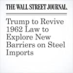 Trump to Revive 1962 Law to Explore New Barriers on Steel Imports | Jacob M. Schlesinger,William Mauldin