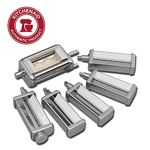 KitchenAid KPEX Pasta Excellence Set with 6 Different Attachments [Discontinued]