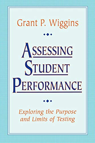 Assessing Student Performance P