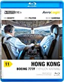 PilotsEYE.tv | HONGKONG |:| Blu-ray Disc® |:| Cockpitflug AeroLogic | B777F (Cargo) | Typhoon warning | Bonus:...