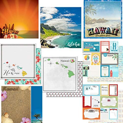 Custom Bundle of Hawaii Themed Travel and Vacation 12