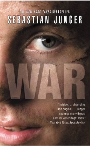 WAR (Best Modern War Novels)