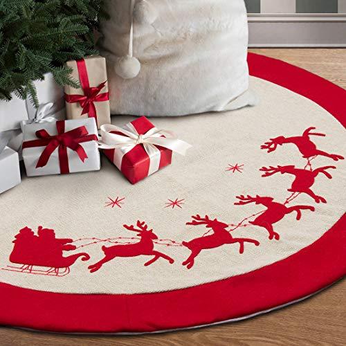 Trim Home Christmas Trees - 5
