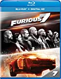 Furious 7 - Extended Edition (Blu-ray + DIGITAL HD)