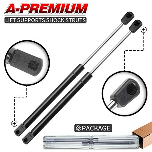 A-Premium Hood Lift Supports Shock Struts for Ford Explorer 2002-2010 2-PC Set