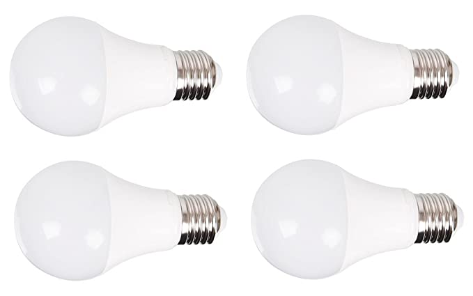 Lighting SLD29716 - Lote de 4 bombillas led (E27, 10 W)