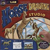 Horse Drawing Studio, Mary Iverson, 1603800042