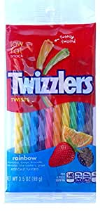 Low Fat Twizzlers Rainbow Pride for the Hipster Rainbow in you-Limited Edition