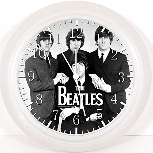 The Young Beatles Wall Clock