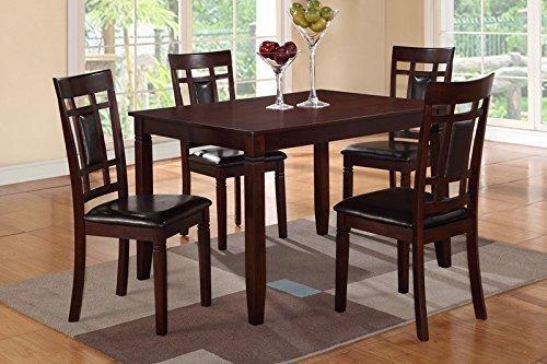 Rectangular Dining Table Set - 7