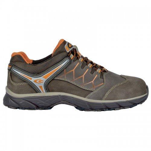 Cofra JV016-000.W47 New Red Eye S3 SRC Chaussures de sécurité Taille 47 Marron