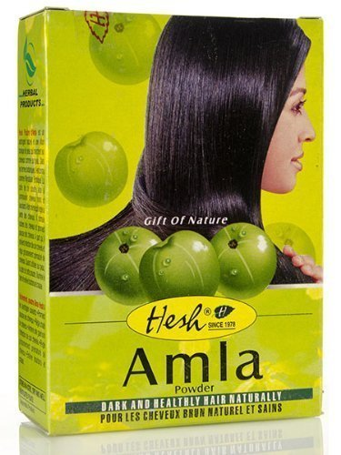 Hesh Pharma Amla Hair Powder 3.5oz, 100g (Pack of 2)
