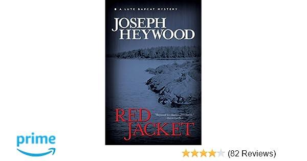 Red Jacket A Lute Bapcat Mystery Joseph Heywood 9780762788590