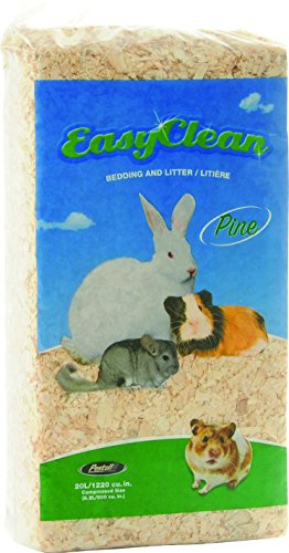Pestell Pet Products Easy Clean Pine Bedding 20L
