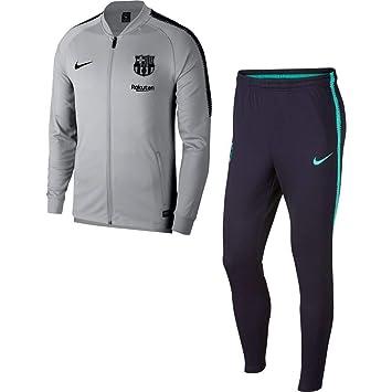 Nike FCB M NK Dry Sqd TRK K Survêtement pour Homme  Amazon.fr ... 5cd2a9e3cad