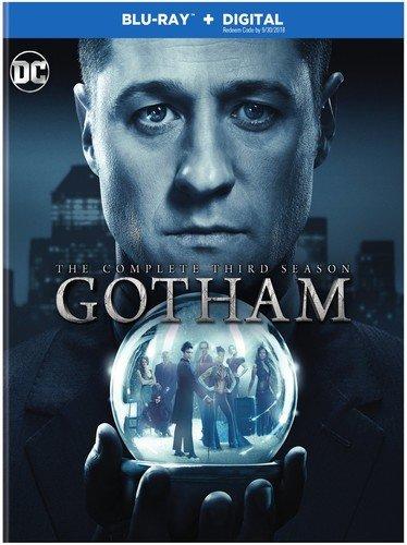 Gotham: The Complete Third Season [Blu-ray]