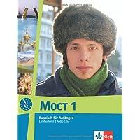 MOCT - Modernes Russisch - Aktualisierte Ausgabe/Lehrbuch mit 2 Audio-CDs
