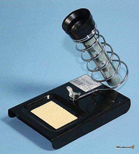 Lötkolbenhalter / Brandmalkolbenhalter aus Metall bis 19 mm Ø