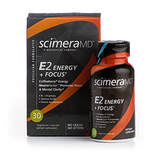 Scimera Bioscience | E2 ESSENTIAL ENERGY | 30 Vegetarian Capsules by Scimera Bioscience