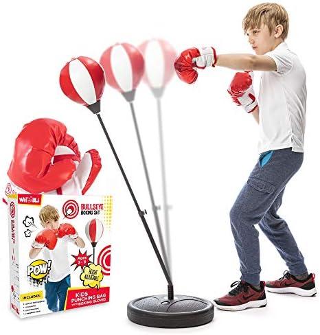 Whoobli Punching Boxing Gloves Adjustable product image
