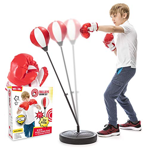 whoobli Punching Bag for