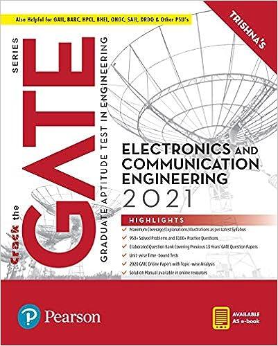 GATE : ECE Book 2021