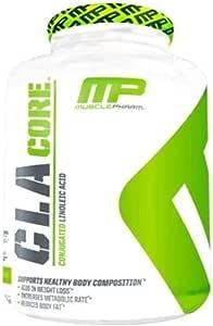 Muscle Pharm Cla Core, 180 Soft Gels