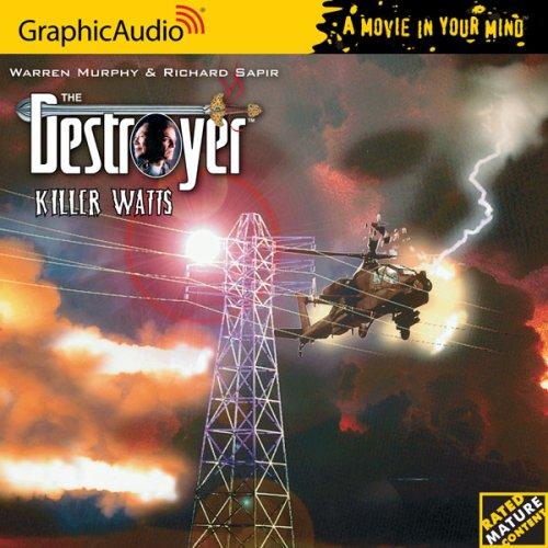 The Destroyer # 118 - Killer Watts