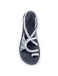 Plaka Summer Sandals for Women by