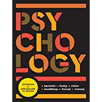 Psychology: Australia and New Zealand with Online Study Tools 12 months