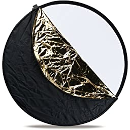 Westcott 307  30-Inch 5-In-1 Reflector (Black)