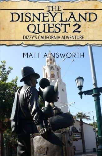 The Disneyland Quest 2: Dizzy's California - Disneyland Adventure California