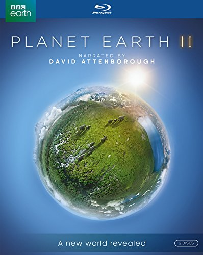 Planet Earth II (BD) [Blu-ray]