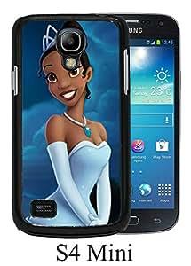 Disney - Princess Tiana Black Unique Abstract Custom Samsung Galaxy S4 Mini Case