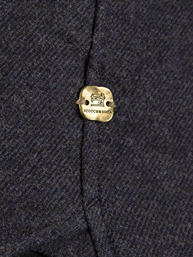 Scotch & Soda Men's Made with Love Shirt, Grey, Small by Scotch & Soda (Image #5)