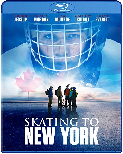 Skating to New York [Blu-ray]