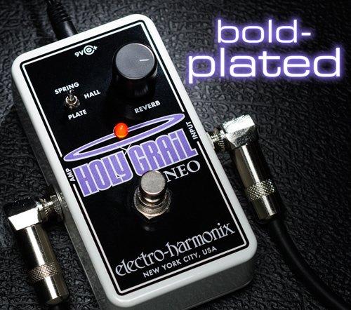 Electro-Harmonix Holy Grail Neo Reverb pedal by Electro-Harmonix
