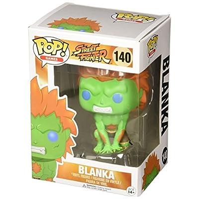 Funko Street Fighter Blanka Pop Games Figure: Funko Pop! Games:: Toys & Games
