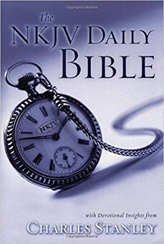 Download e-book for kindle: The NKJV Daily Bible with